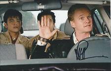 Neil Patrick Harris Signed 4x6 Photo HIMYM Harold and Kumar Barney Stinson