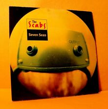 Cardsleeve Single CD THE SCABS Seven Seas 2TR 1995 pop
