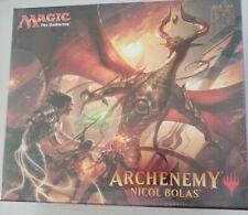 Magic The Gathering Archenemy Nicol Bolas Box Sealed Set