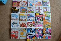 Nintendo Wii Games -  Multi Listing # 3 ***Just Dance U Sing Band Hero Etc***