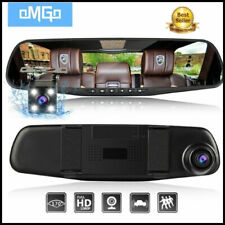 Global Technology - Dash-Cam/Rear-Cam Smart Mirror Amazing product for car