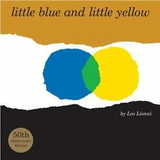 Little Blue and Little Yellow, Lionni, Leo, Acceptable Book