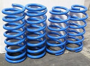 """Belltech 79-93 Ford Mustang Fox 0/"""" Lowering Springs Front #5136"""