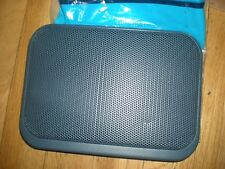 NOS 1987 1988 MERCURY COUGAR RADIO SPEAKER GRILL FOR PACKAGE TRAY BLUE