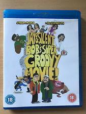 JAY AND SILENT BOB'S SUPER GROOVY CARTOON MOVIE ~ Kevin Smith Clerks UK Blu-ray