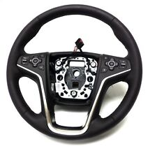 23300257 Steering Wheel Heated Cocoa Brown 2014-2016 Buick LaCrosse