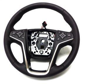23300257 Steering Wheel Heated Cocoa Brown 2014-2016 Buick LaCrosse