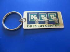 MICHIGAN STATE SPARTANS BASKETBALL BRESLIN CENTER KEYCHAIN
