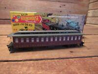 "Vintage Roundhouse PENNSYLVANIA ""PULLMAN"" Built Model Sleeping Car Ho Gauge"