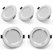 Dimmable 21W 18W 15W 12W 9/7/5/3W LED Recessed Ceiling Down Light Netural White