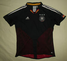 GERMANY (DFB) / 2004-2005 Away ADIDAS - vintage GIRLS Shirt / Jersey. 12y, 152cm