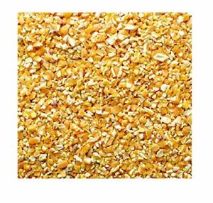 10lbs Organic Cracked Corn for Whiskey Shine Bourbon Mash No Chemicals or Pestic