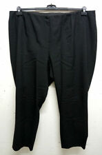 Damenhosen im Stoffhose aus Polyester in Übergröße