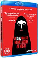 Un Bambina Walks Home Alone At Night Blu-Ray Nuovo (OPTBD2902)