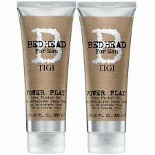Tigi Bed Head for Men Power Play Firm Finish Gel 2 x 200 ml Set