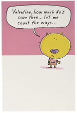 2062 Count the Ways Naughty Humor Valentine's - NobleWorks Funny Greeting Cards