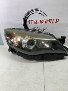 2008-2014 Subaru Impreza Wrx Sti Hid Headlight Right Passenger Side Oem Lamp