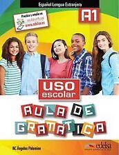USO ESCOLAR A1.AULA GRAMATICA.(ESPAÑOL EXTRANJEROS). ENVÍO URGENTE (ESPAÑA)