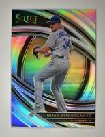 2020 Select Premier Holo Silver #122 Noah Syndergaard - New York Mets