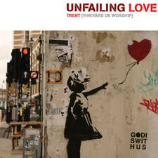 Unfailing Love - Vineyard UK Worship (CD)