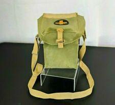 WWII Military Supply Belt Shoulder Pouch Green Bag Light II W&G LTD 8/ 1943 Gear
