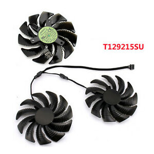 Graphics Card Cooling Fan for Gigabyte GTX 1070 1060 T129215SU / PLD09210S12HH