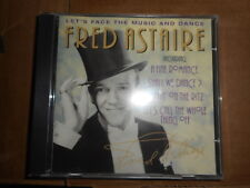 Let's Face The Music & Dance by Fred Astaire (CD, Nov-1998, Prism)