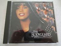 The Bodyguard Soundtrack - Whitney Houston, Joe Cocker ua - CD no ifpi Neuwertig