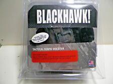 Blackhawk 430500 BK-L Tactical Serpa Holster Glock 17/19/22/23/31/32