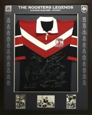 Jersey Sydney Roosters NRL & Rugby League Memorabilia