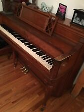 Vintage Story and Clark Piano