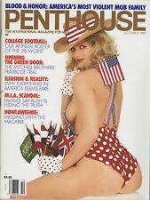 Penthouse Magazine OCTOBER Issue 1991
