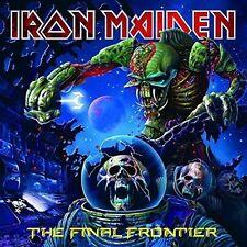 IRON MAIDEN - THE FINAL FRONTIER  2 VINYL LP NEU