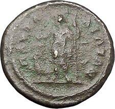 GETA 198AD Pautalia Thrace Rare Ancient Roman Coin Dionysus Bacchus Cult  i49398