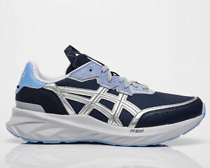 Asics HS1-S Tarther Blast Men's Midnight Pure Silver Lifestyle Sneakers Shoes