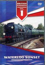 RAILWAYS DVD - BRITISH RAILWAYS -WATERLOO SUNSET  VOL 1