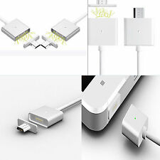 2.4A Micro-USB-Ladekabel Magnetic Adapter Ladeger?t für Android Samsung/HTC Heiß