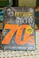 The Decade You Were Born: 1970's  DVD