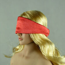 1/6 Scale Phicen, Hot Toys, Kumik, ZC, TTL, Cy Girl, SMcG - Female Red Blindfold