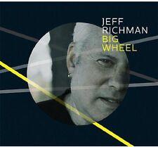 Jeff Richman - Big Wheel [New CD]