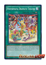 YUGIOH x 3 Performapal Dramatic Theater - YS16-EN021 - Common - 1st Edition Near