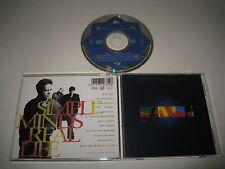 SIMPLE MINDS/REAL LIFE(VIRGIN/CDV 2660)CD ALBUM