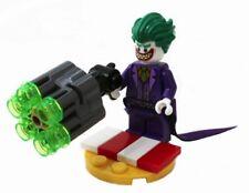Lego DC Universe Super Heroes Joker Minifigure with Gun NEW!!!