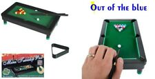 Mini Tabletop Pool / Billiards Brand New Boxed Ideal Novelty Gift Free Delivery
