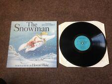THE SNOWMAN BERNARD CRIBBINS STUNNING NR MINT ORIGINAL 1983 VINYL LP FREEPOSTAGE