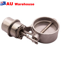 Positive Pressure Activated Exhaust Cutout 89mm CLOSE Style Pressure: About 1BAR