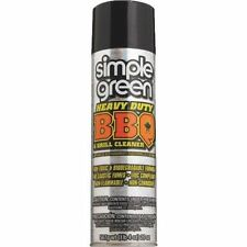 Sunshine Makers Simple Green Bbq Grill And Microwave Cleaner - 20oz