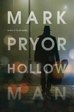 The Hollow Man by Mark Pryor (2015, Paperback)