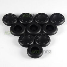 10X Controller Rubber Joystick Thumbstick Grip for PS4 PS3 XBOX ONE 360 Black