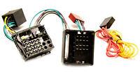 Radio Adapter MERCEDES Freisprecheinrichtung FSE Quadlock ISO  Parrot THB Burry